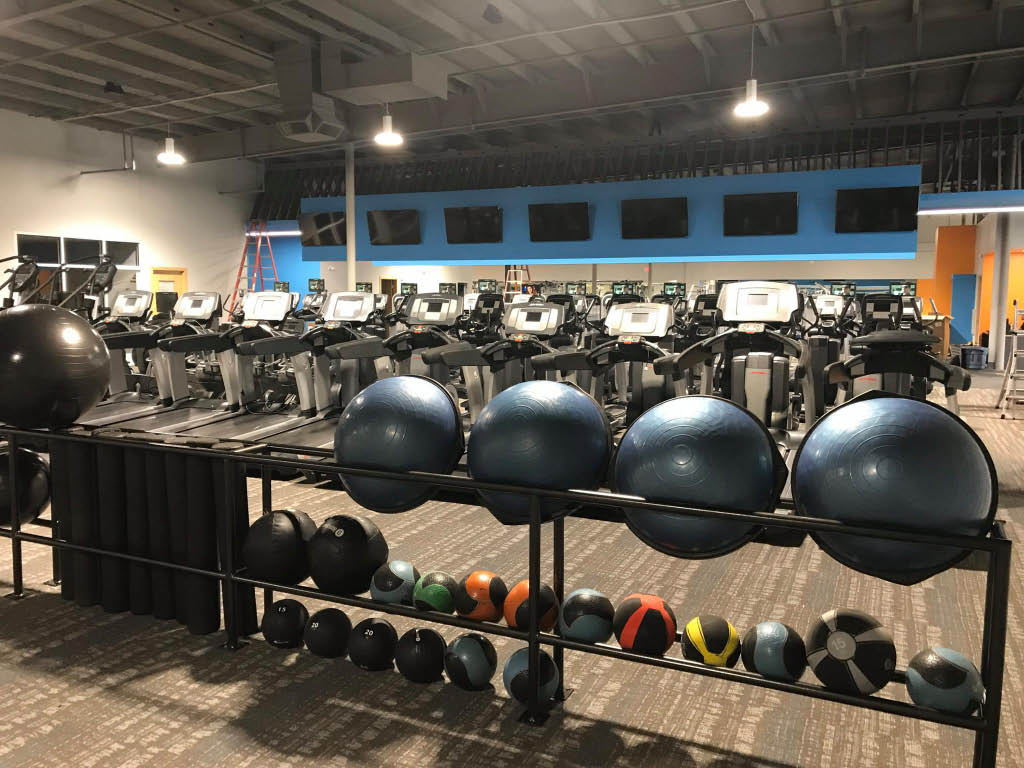 Fitness and workout equipment for total body fitness near Ankeny, IA