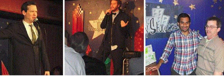 So many comedians at the Ann Arbor Comedy Showcase in Ann Arbor, MI