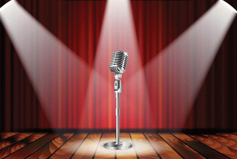 Many well known and upcoming comedians at the Ann Arbor Comedy Showcase