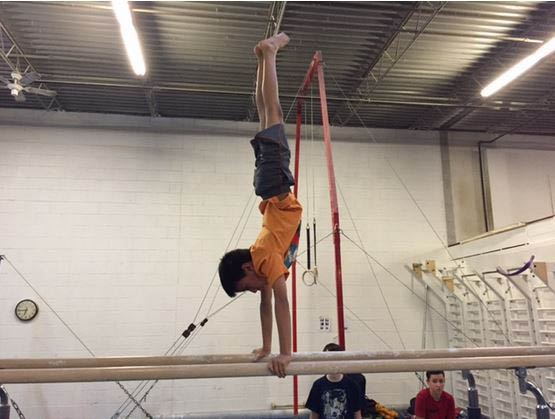 Looking for alternative to cheerleading, try gymnastics and dance.