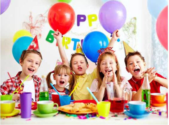 Ask about our birthday parties