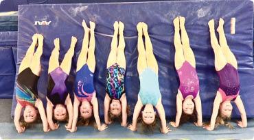 Kids bored after school? Enroll them in gymnastics classes.