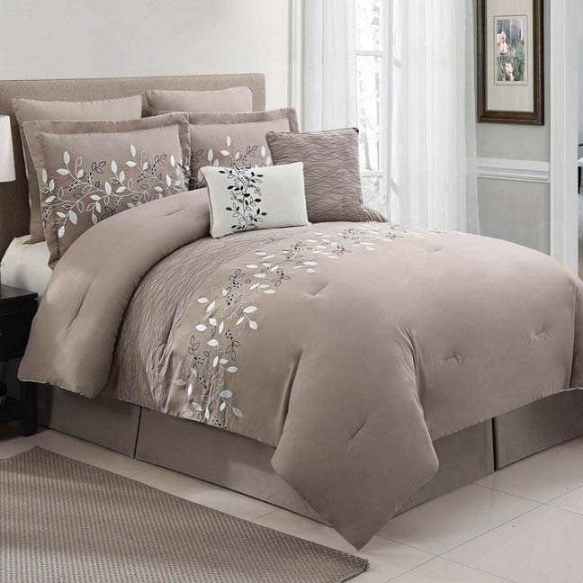 bedding, cleaning services