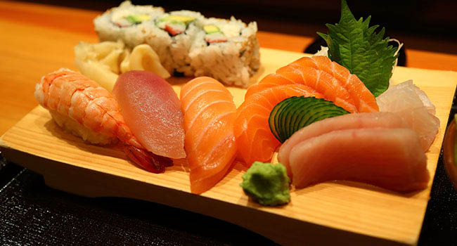Lunch Specials, Appetizer, Sushi Bar Appetizers, Soup, Salad, Kitchen Entrees, Chefs Special Roll, Roll and Hand Roll, A La Carte, Kid Meal Hibachi or Teriyaki, Sushi Entrees, Dessert; Dunkirk, Md