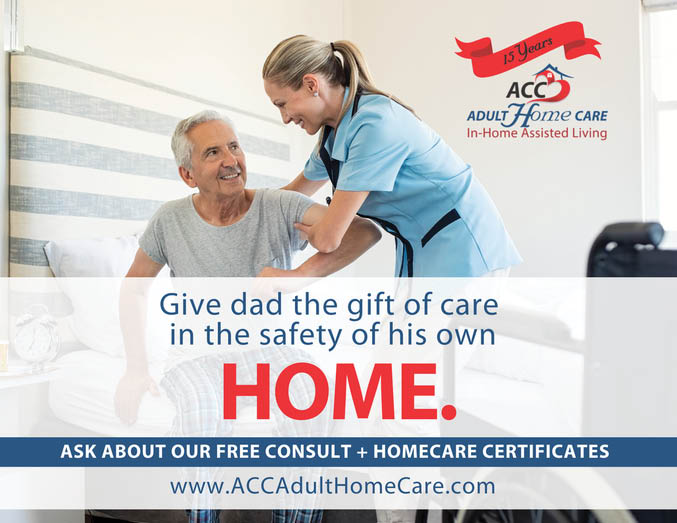 Adult in-home care giving
