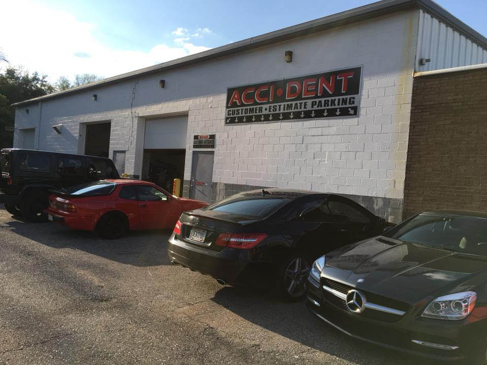 Accident services all types of cars in Glendale, WI