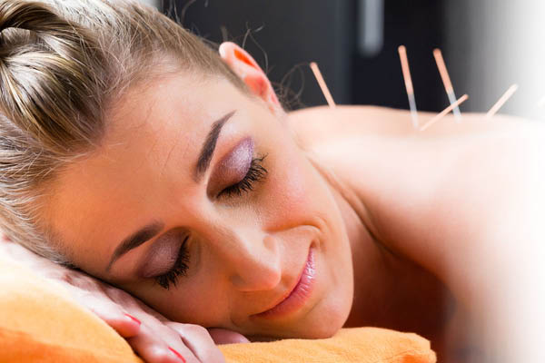 Accurate Acupuncture treatment
