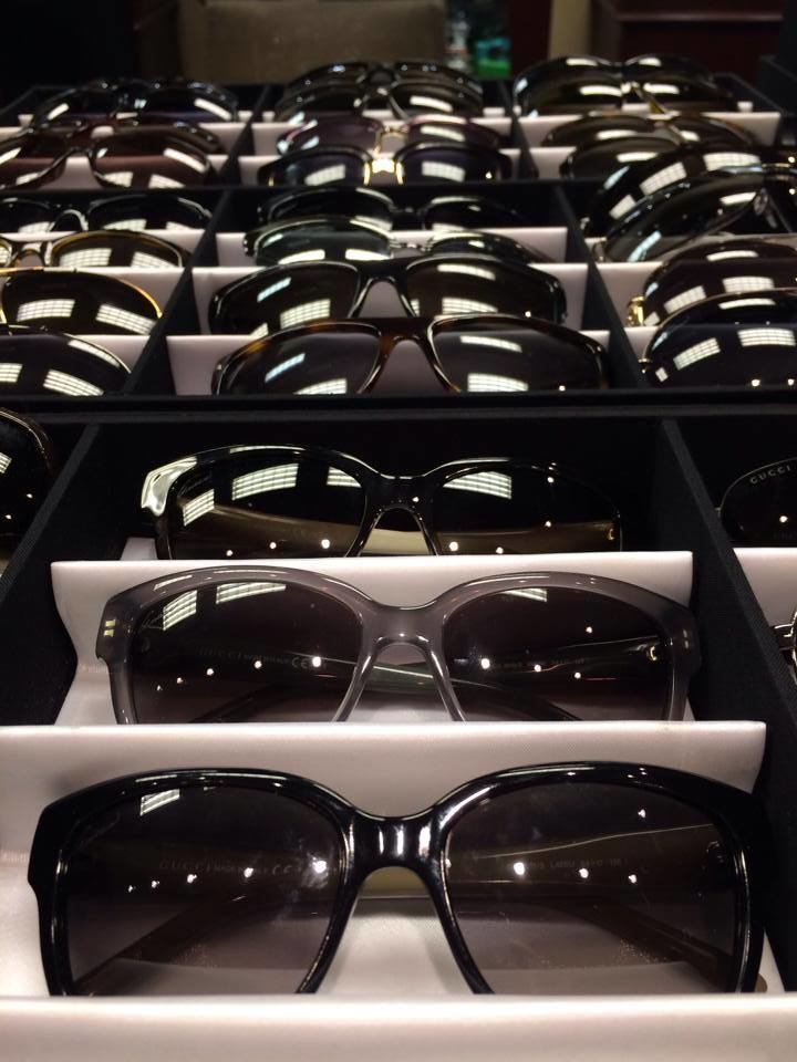Prescription sunglasses boutique