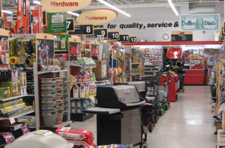 Ace Hardware store in mt. airy maryland offers many products from gardening to key making to paint and much more.