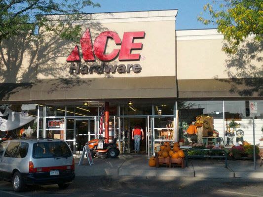 Downtown Ace Hardware in Fort Collins, Colorado
