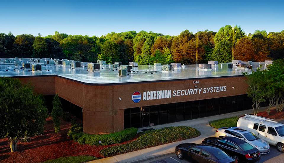 Ackerman Security Systems building