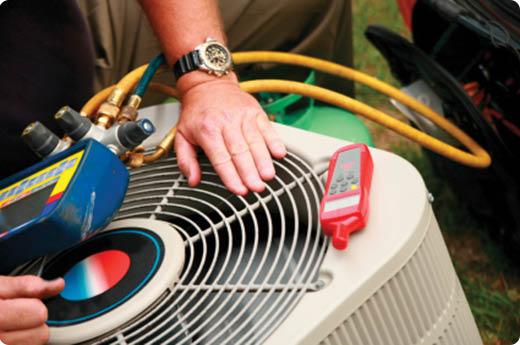 hvac, heating, air conditioning, repair, replacement, furnace, septic, plumbing, generator; serving central va
