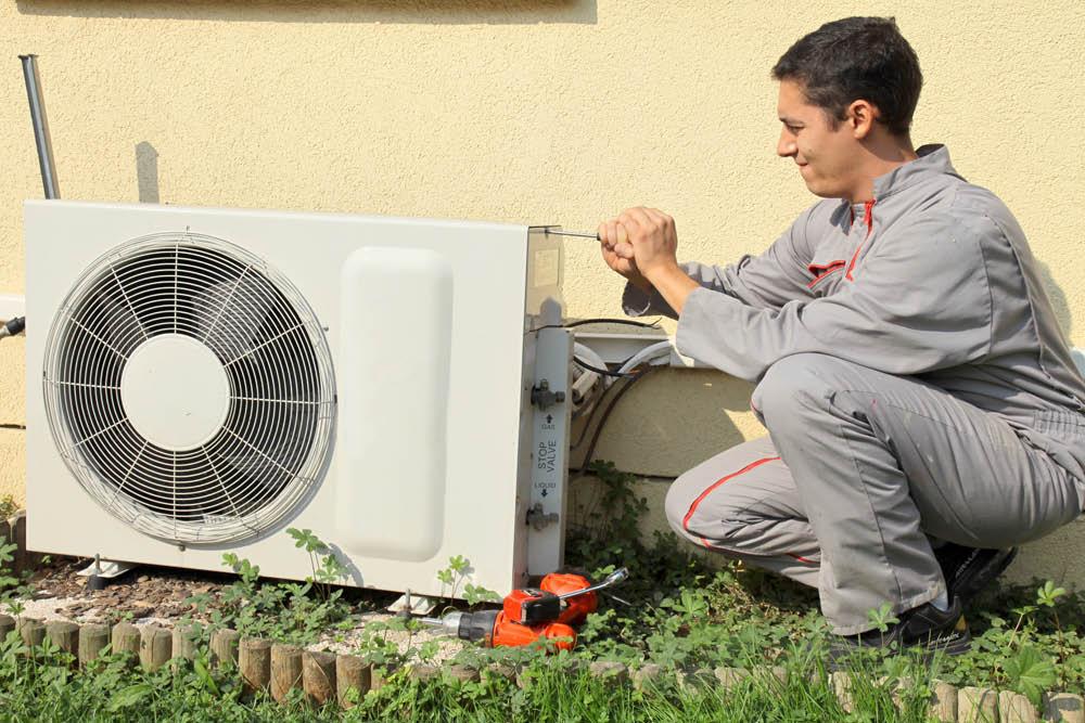 Air conditioner repair near Jasper county