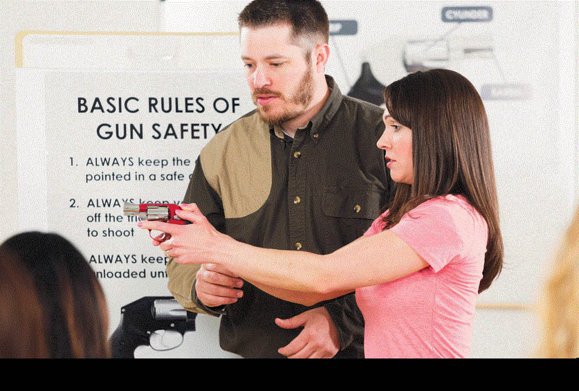 CPL Classes available at Adam's Gun Shop in Flushing, MI