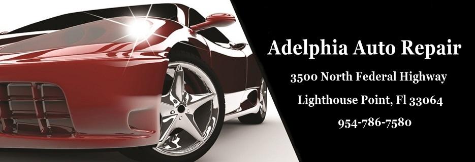 Adelphia Auto and Tire Service, LLC banner Lighthouse Point, FL