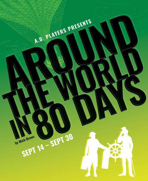 Around the World in 80 Days, 09/14 - 09/30