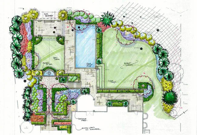 Landscape Design Services from A & D Property Maintenance in Dover NJ