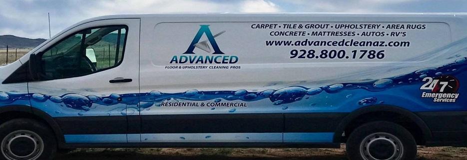 Advanced Floor & Upholstery Cleaning Pros banner Yavapai County, AZ