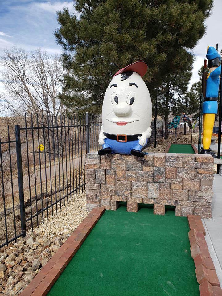 family golf center