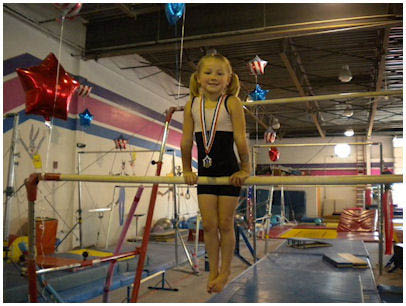 Aerials Gymnastics birthday parties