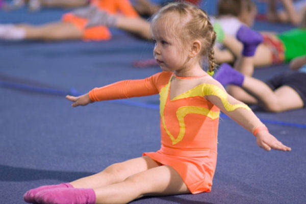Aerials Gymnastics classes toddlers preschool boys girls