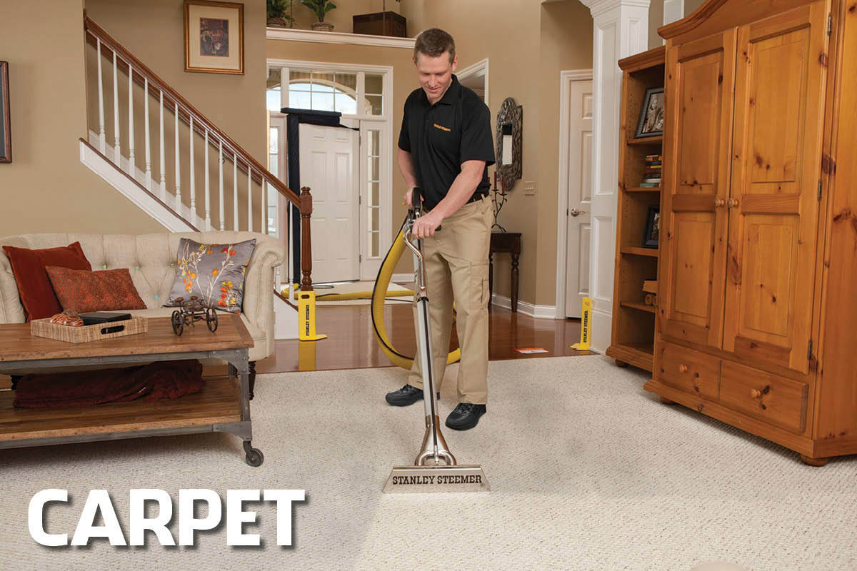 carpet cleaning from stanley steemer
