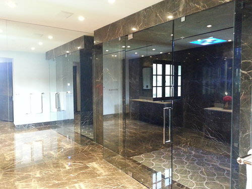Glass doors from Advance Glazing Solutions