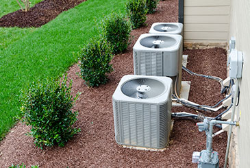 new ac units; minuteman heating and air in fort worth and arlington texas