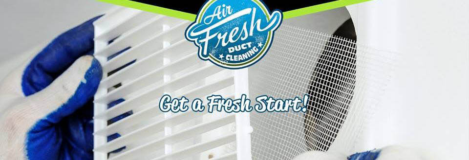 Air Fresh Duct Cleaning in Thousand Palms, CA Banner ad