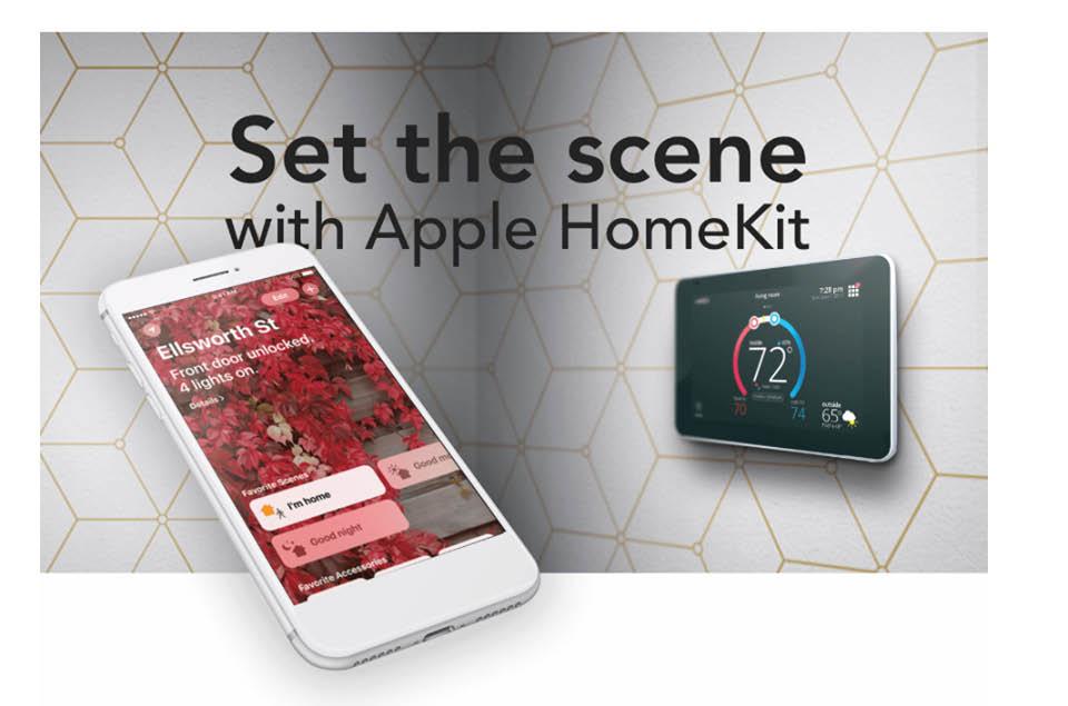 apple homekit air care heating & air council bluffs, iowa