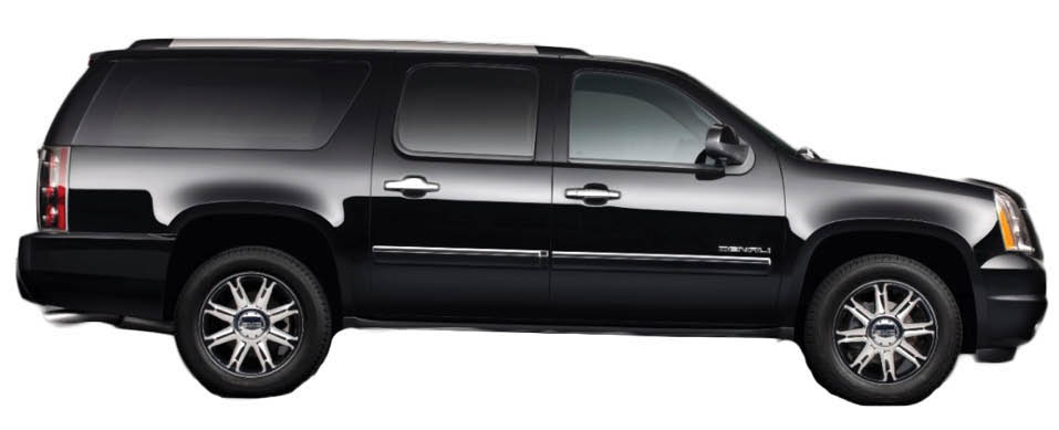 Roomy transportation for small groups, guests or event travel
