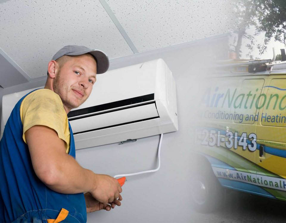 Air conditioner repair in Tomball, Conroe
