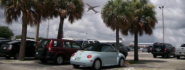 miami florida airport parking
