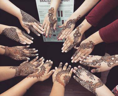 Get henna near westchase, TX