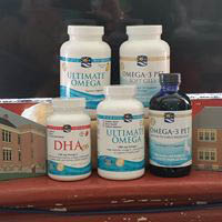 nutritional supplements; vitamins; protein powders