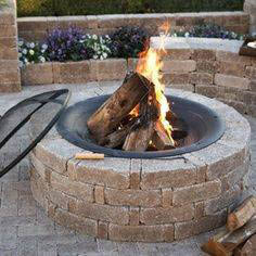 Firepits-Hardscaping