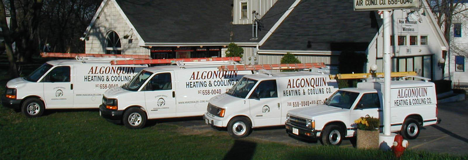 Algonquin Heating & Air Conditioning in Algonquin, IL Banner Ad