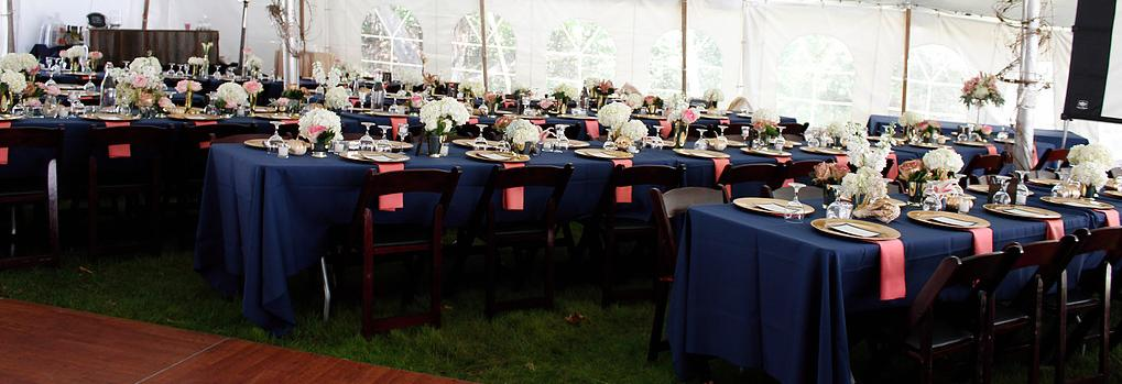 All Star Rental in New Berlin is your place for wedding tents