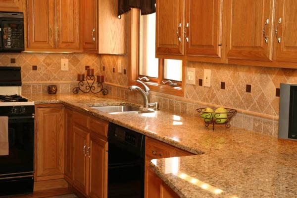 All Stone Granite Kitchen counter tops in Kenosha, WI