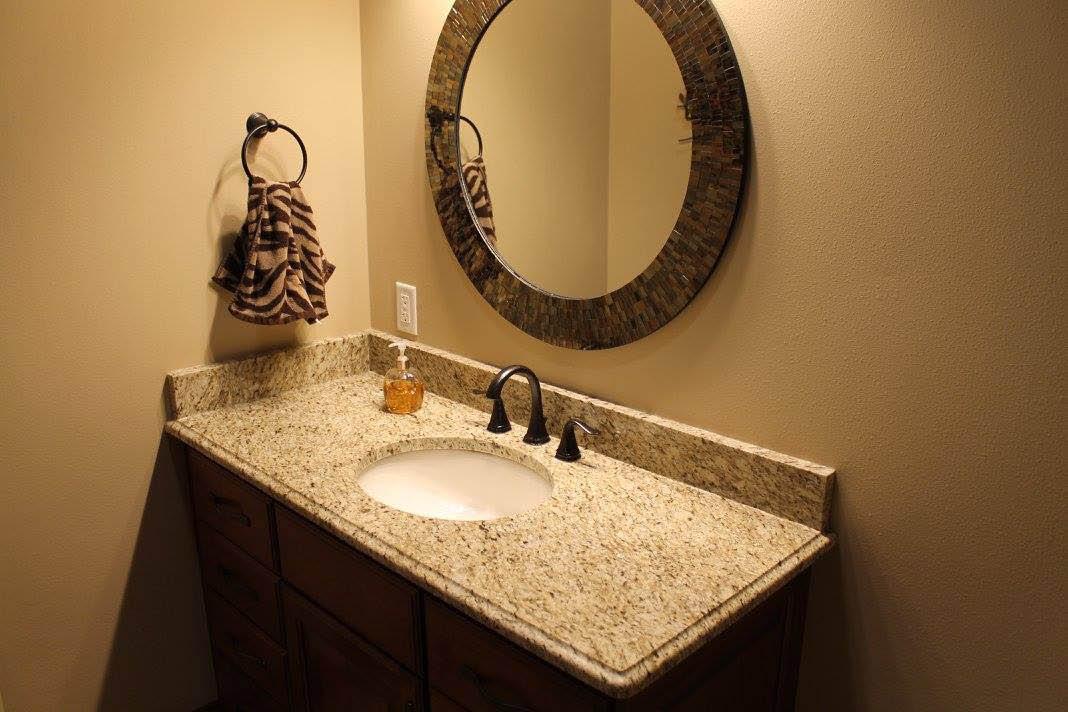 All Stone Granite bathroom marble vanity tops near Racine, WI