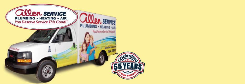 Allen Service Plumbing, Heating and Air