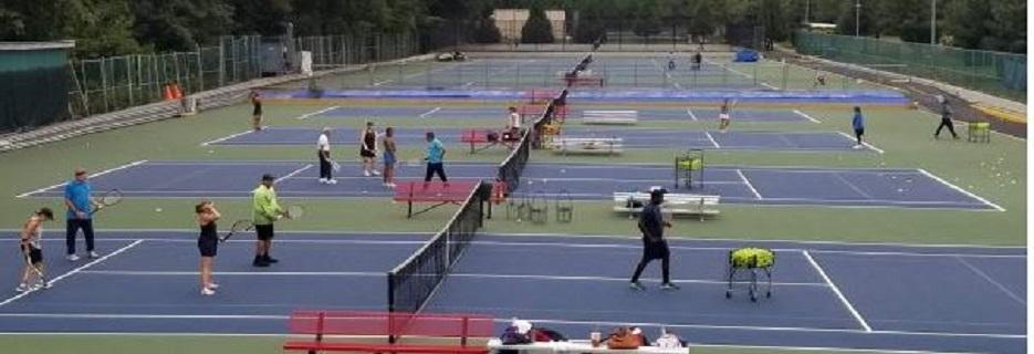 Alley Pond Tennis Center in Queens Village, NYbanner