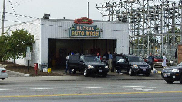 Al Paul Car Wash Warrensville