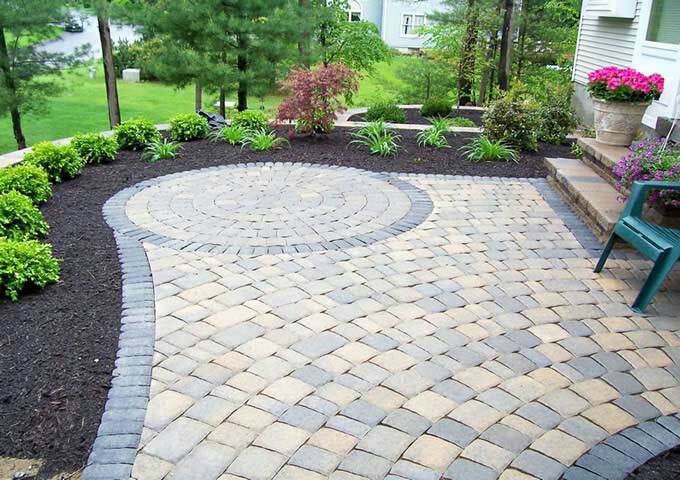 Stone Work by Alpha Land and Tree in Flanders, NJ