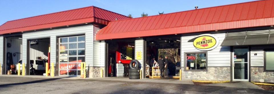 alpine pennzoil oil lube automotive repair maintenance