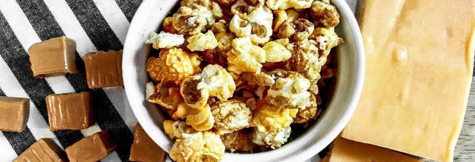 Al's Delicious Popcorn banner