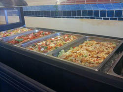Visit Al's for our lunch and dinner buffet of Italian foods