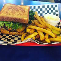 sandwich and fries; lunch deals; dining coupons