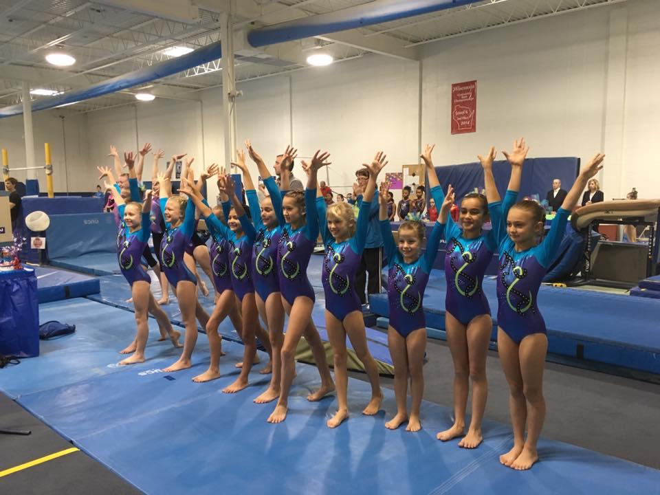 Altius Gymnastics Academy Near South Milwaukee, WI