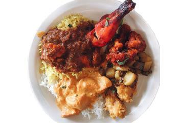 Amber Indian Restaurant, Carmel, IN